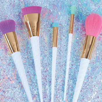 Just like we guessed, Tarte Cosmetics is coming out with unicorn-inspired products, and they are BEYOND gorgeous
