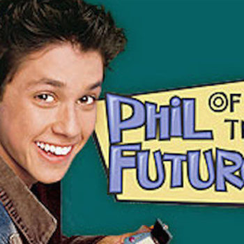 """""""Phil of the Future"""" star Raviv Ullman looks like he hasn't aged a minute since his Disney days"""