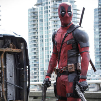 """Here's the best news you'll hear today: There's a teaser for """"Deadpool 2"""""""
