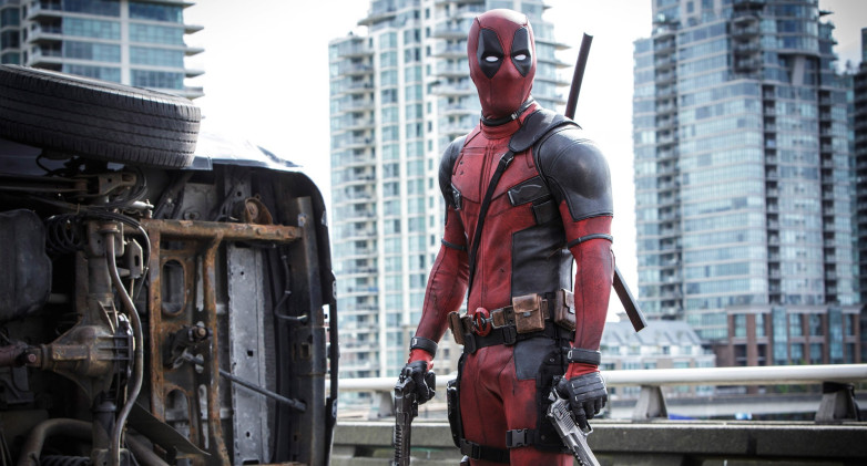 "Here's the best news you'll hear today: There's a teaser for ""Deadpool 2"""