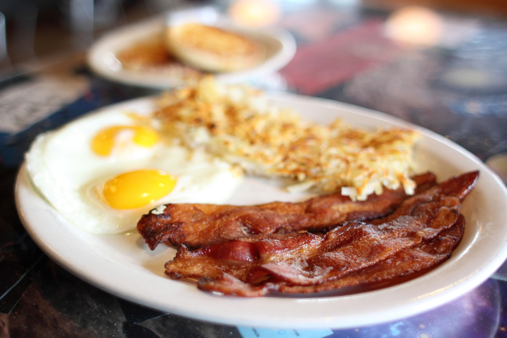 Why breakfast for dinner at the diner is always a good idea
