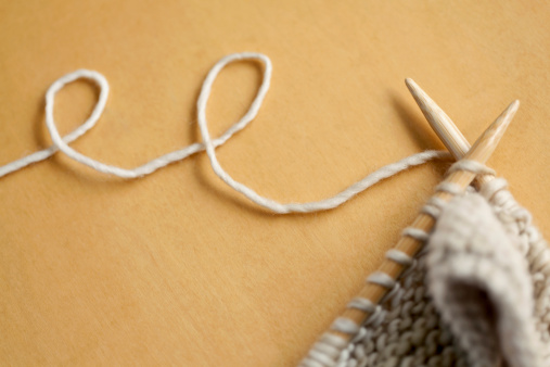 Knitting Mental Health : Why knitting is so important for my mental health