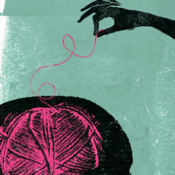 Why knitting is so important for my mental health