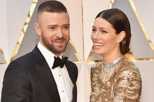Justin Timberlake's words to Jessica Biel on her birthday deserve their own album