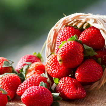 """Has this photo of strawberries given us another crisis like """"The Dress""""?"""