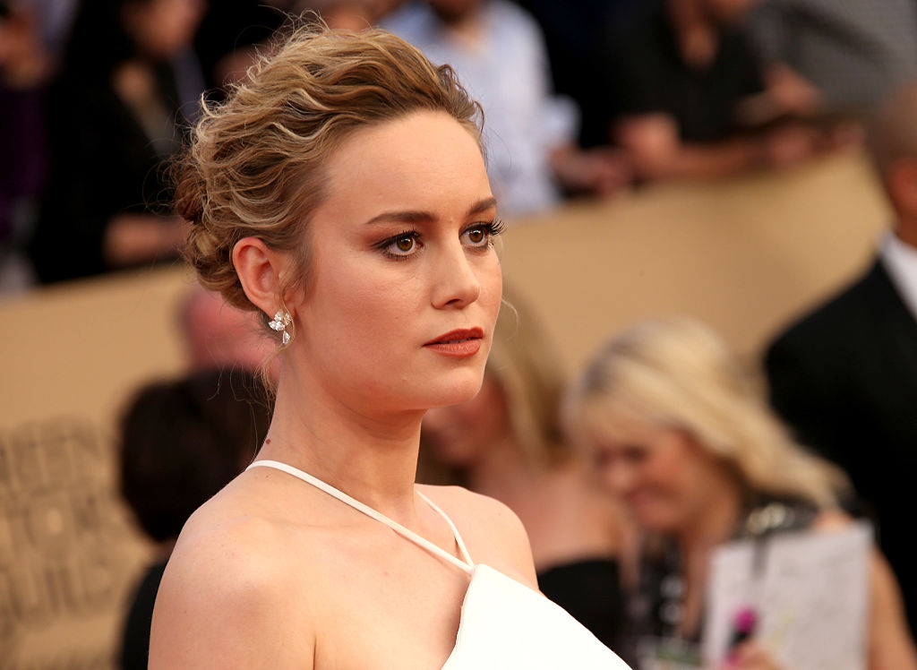 "Brie Larson just made ruffles all the rage on the ""Kong: Skull Island"" red carpet"