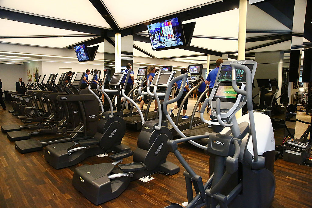 This gym is banning cable news to prevent fights, and we totally get it