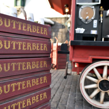 Here's how Universal developed the heavenly flavors of Butterbeer for Harry Potter land