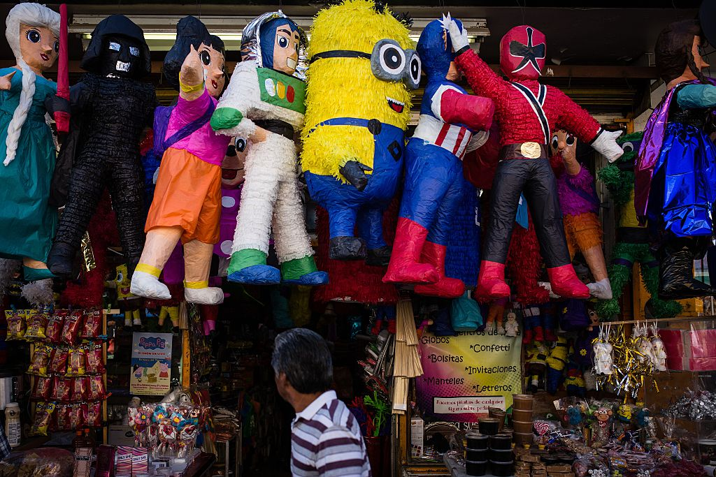 At last, someone has made a piñata you won't feel guilty smacking