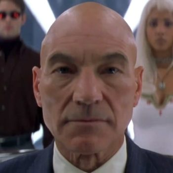 """Patrick Stewart may be willing to revive Professor X for """"Deadpool"""""""