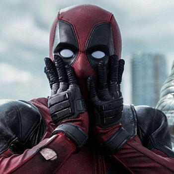 "Ryan Reynolds just shared the new ""Deadpool"" teaser and, uh, things don't exactly go according to plan"