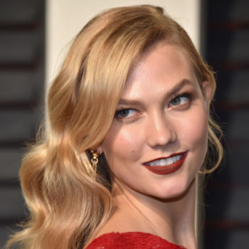 Karlie Kloss sent a secret, empowering message to women with her outfit during Paris Fashion Week