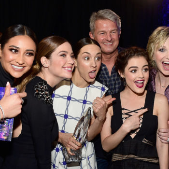 """This """"Pretty Little Liars"""" actor just welcomed a baby, and we're so happy for him"""
