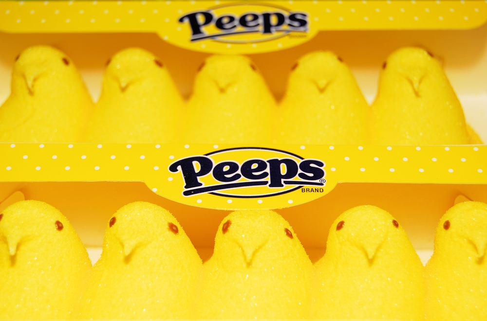 So, eating Peeps-flavored Oreos has an unexpectedly gross side effect
