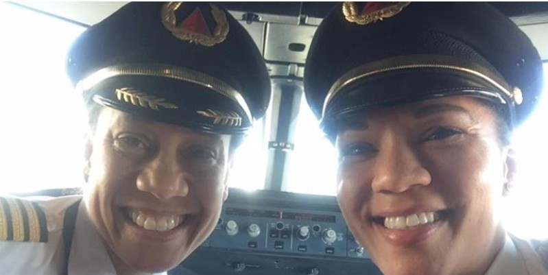 Two African-American women pilots just made history on Delta Airlines
