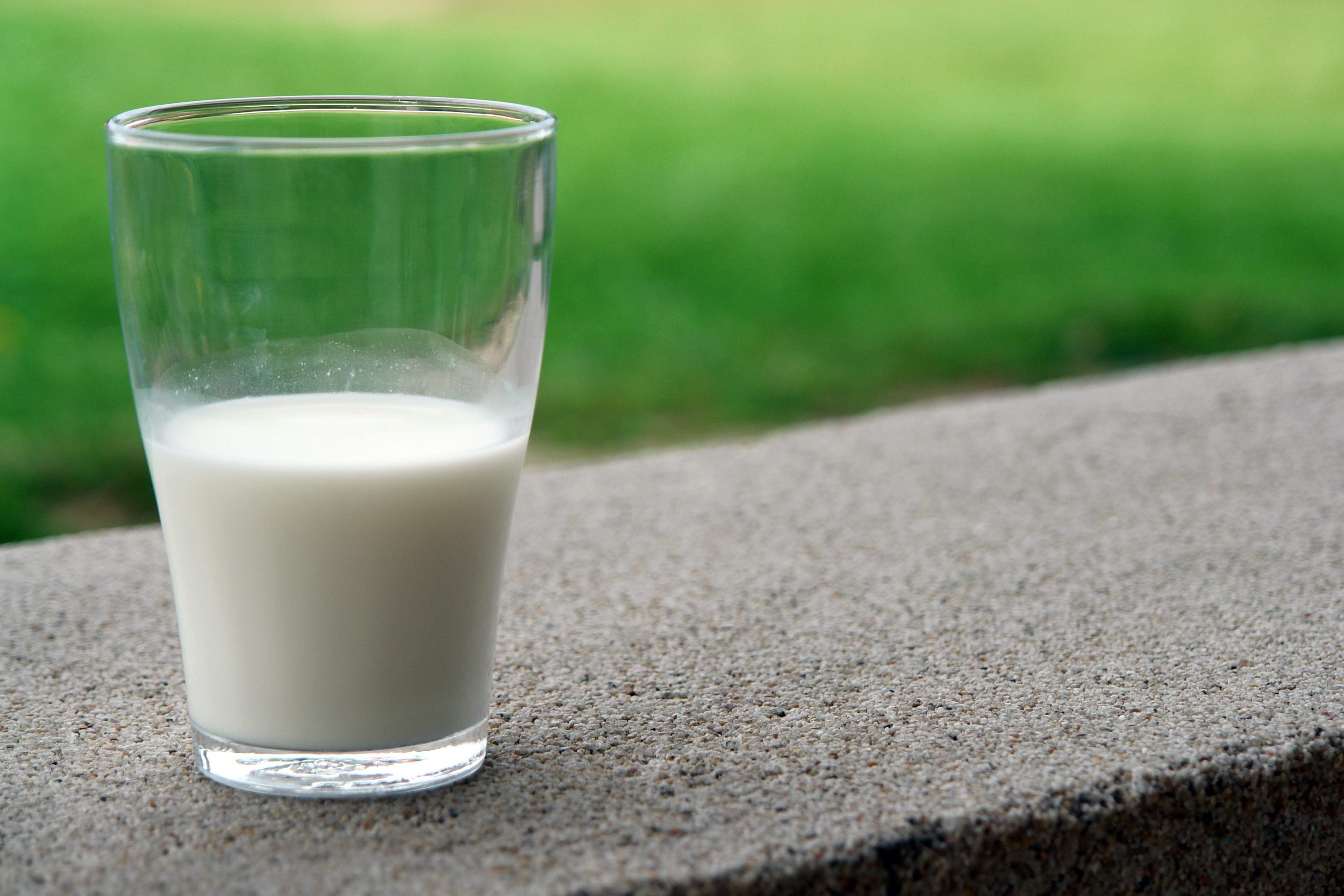 If you store your milk in the refrigerator door, you should probably stop