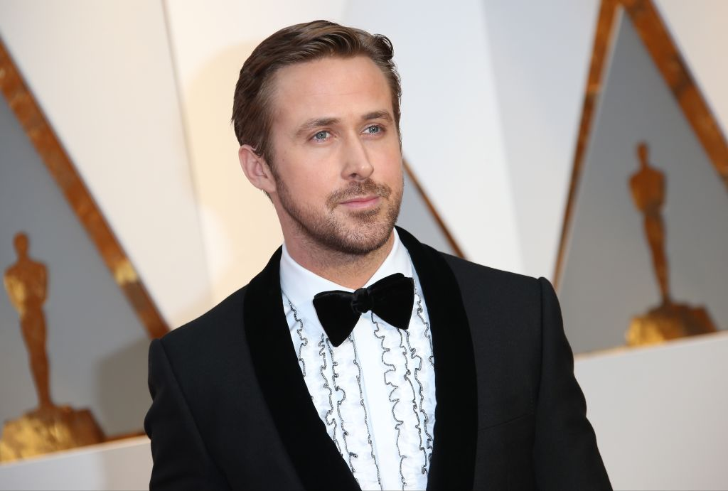 Ryan Gosling may be diving into a movie about underwater ghosts