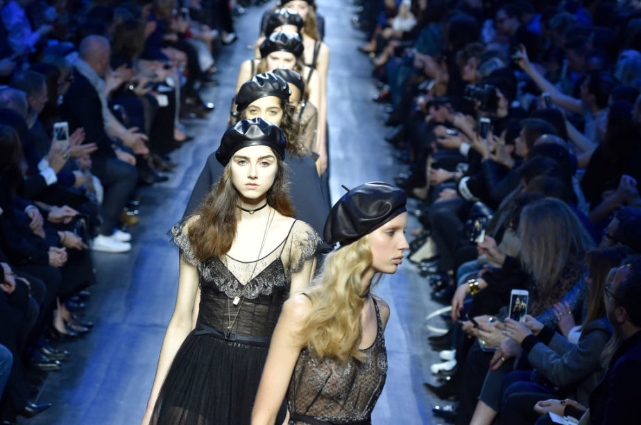 Dior's new galaxy-themed collection is a star-swirled future we want to live in