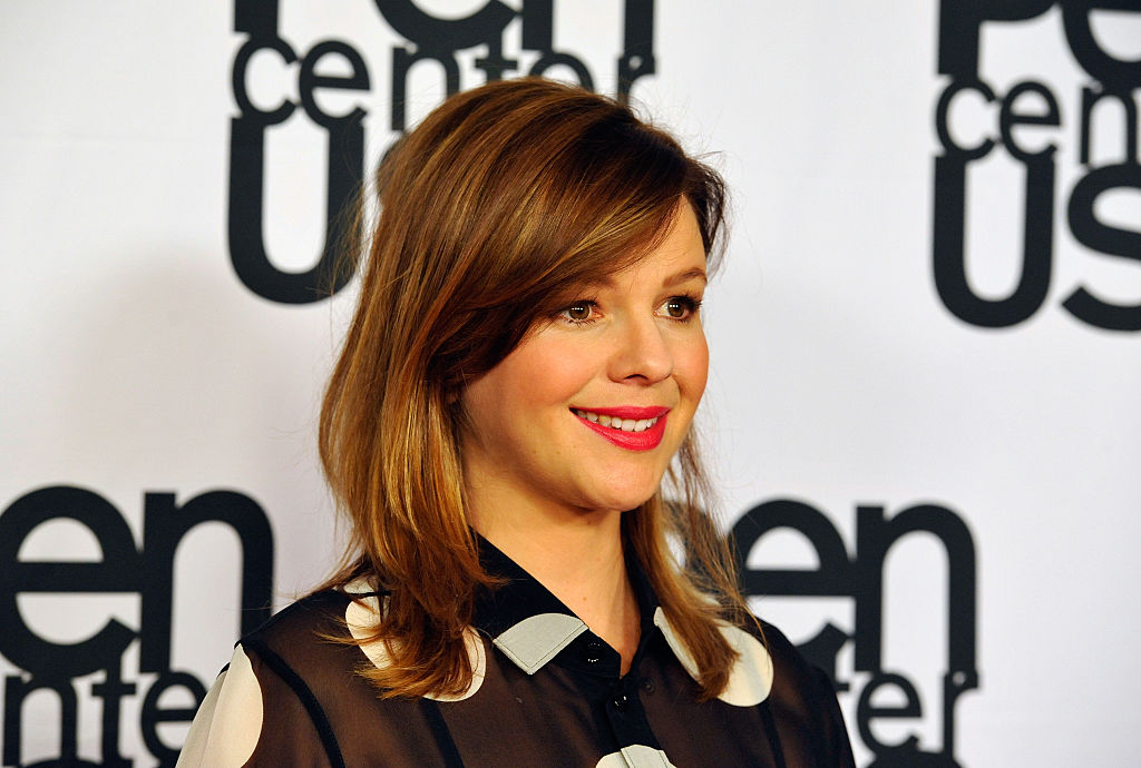 Amber Tamblyn gets real about breastfeeding and being a new mom
