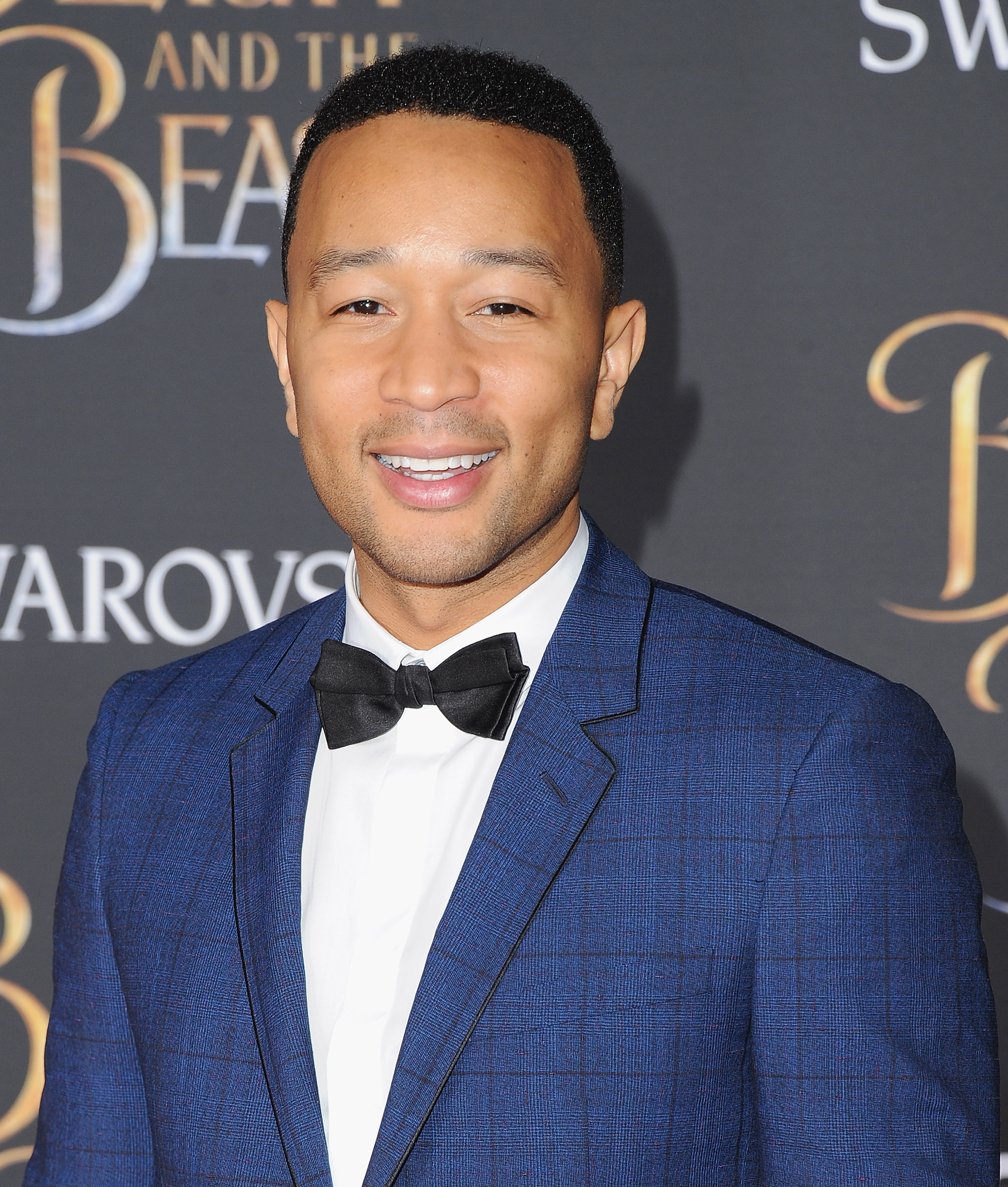 Here's a first look at John Legend playing Frederick Douglass (we're ready for more, please)