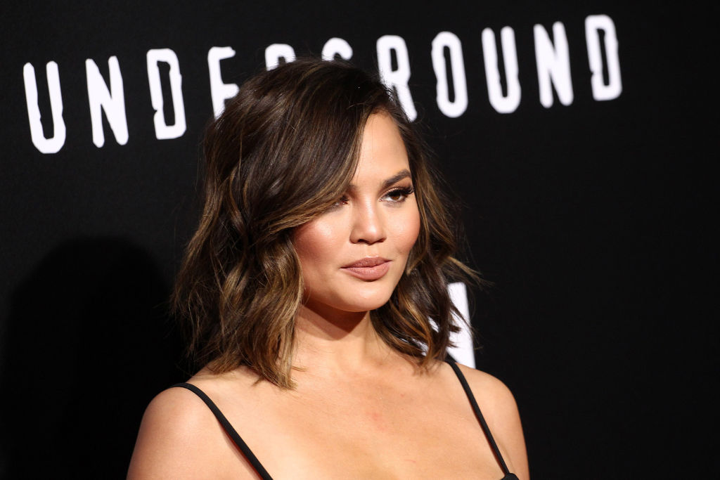 Chrissy Teigen's essay about postpartum depression is all about how sneaky your emotions can be