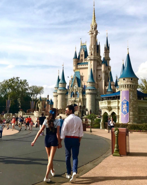 "John Stamos calls himself ""Prince Eric"" at Disney World, and that is accurate AF"