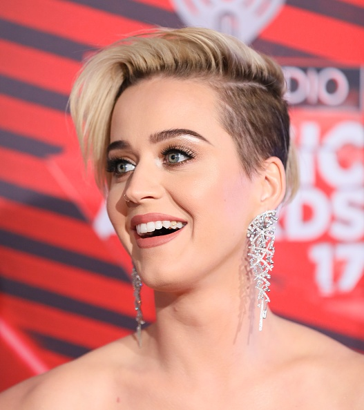 These were Katy Perry's hair muses for her big chop