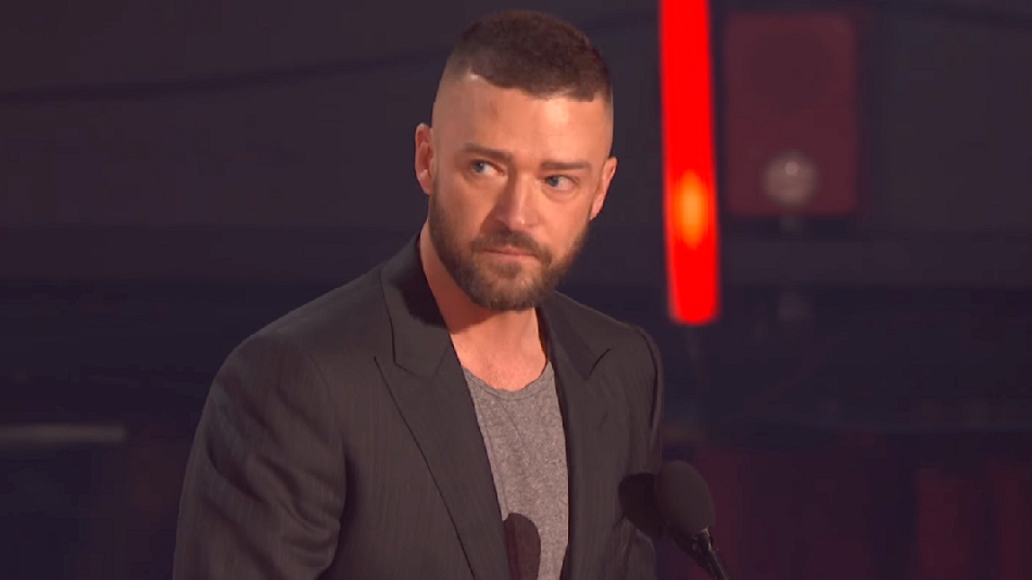 Justin Timberlake's pro-LGBTQ+ iHeartRadio acceptance speech will bring you to tears