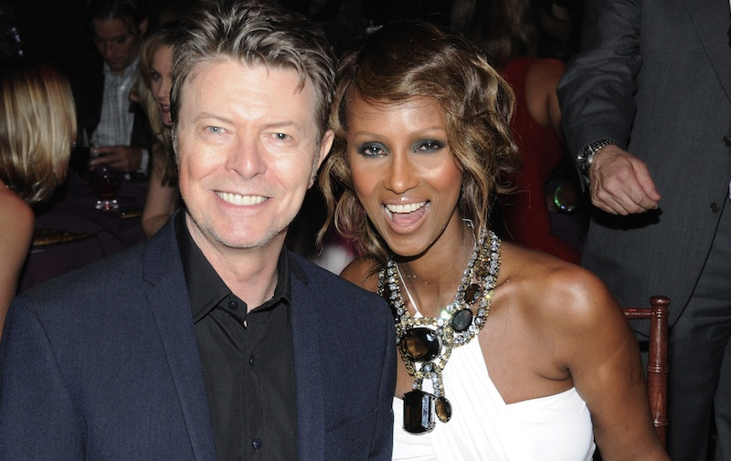 Iman posted a rare photo of Lexi, her gorgeous daughter with David Bowie