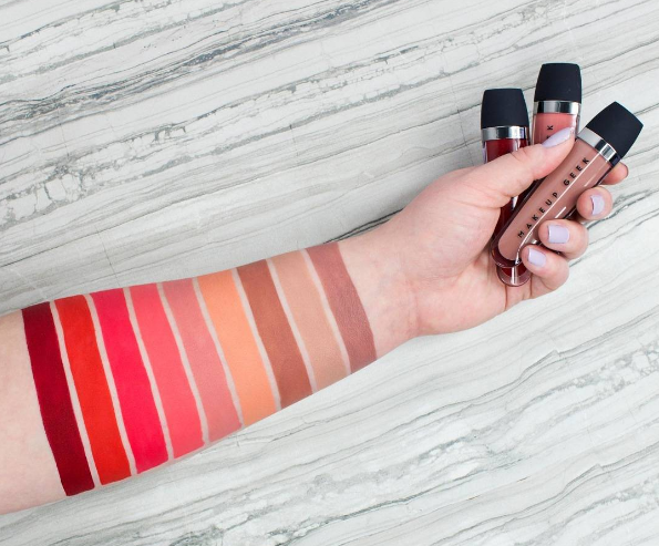 Makeup Geek's lipsticks are perfect for every makeup mood, whether you want a vibrant or nude lip