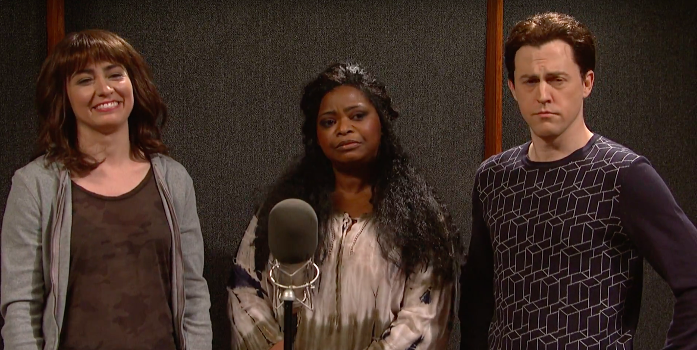 "This ""SNL"" cast member is *finally* showing off her amazing impressions, and we can't stop laughing"