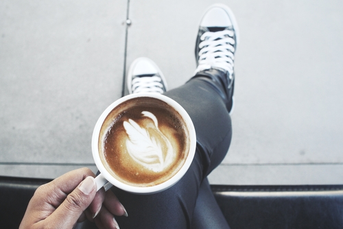 Here's when you should definitely stop drinking coffee so you don't stay up all night