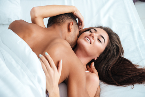 Science says this is how much sex you should be having