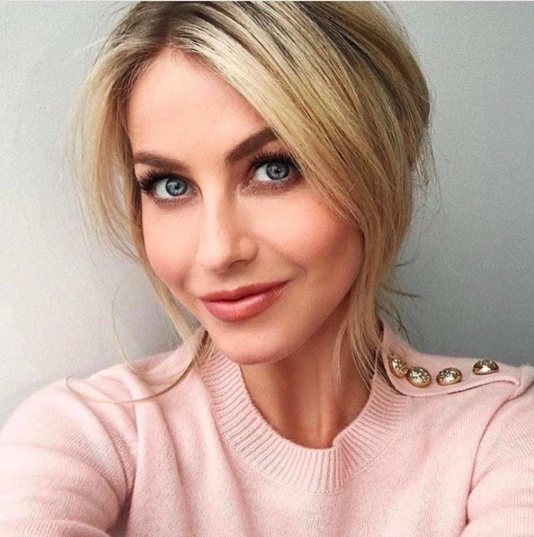 Julianne Hough has the most refreshing perspective on carbs