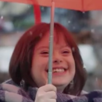 Meet France's first weather woman with Down Syndrome