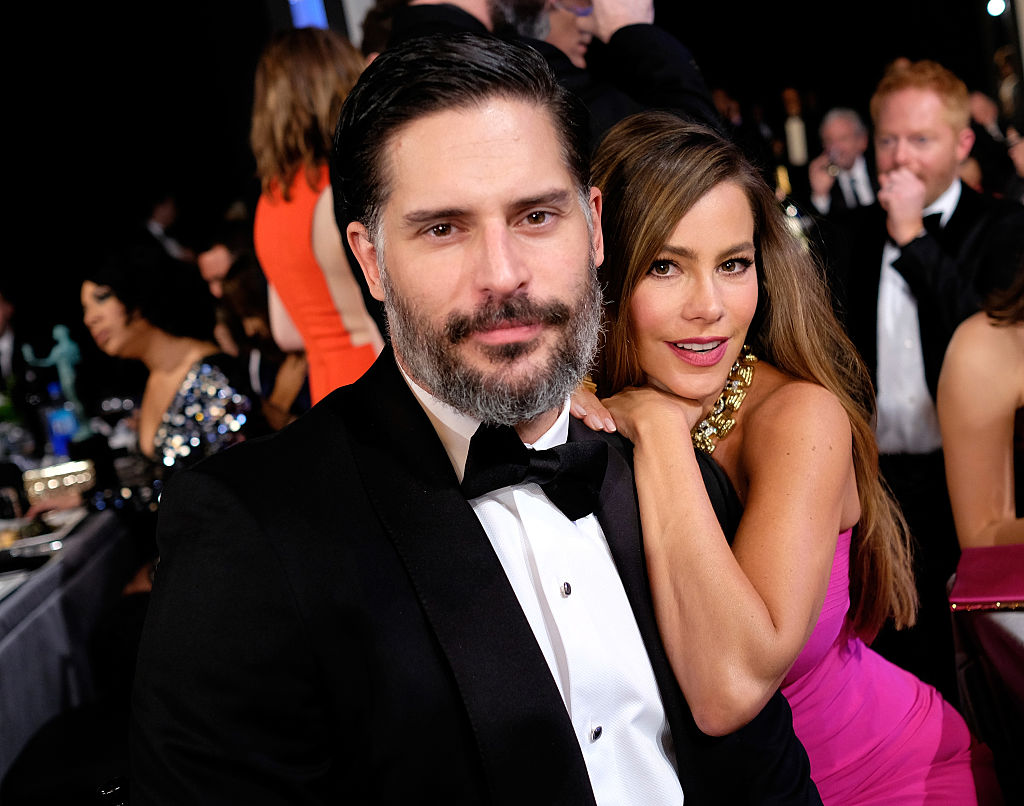 Joe Manganiello wrote an entire book for Sofia Vergara as an anniversary gift