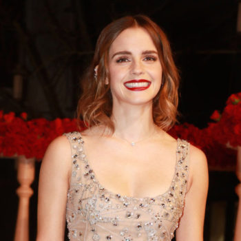 "Emma Watson flipped out at the ""Beauty and the Beast"" premiere because of this one person"