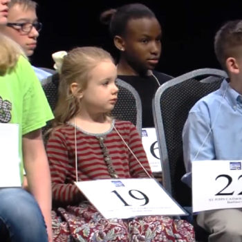 This year's Scripps National Spelling Bee will feature the youngest contestant ever