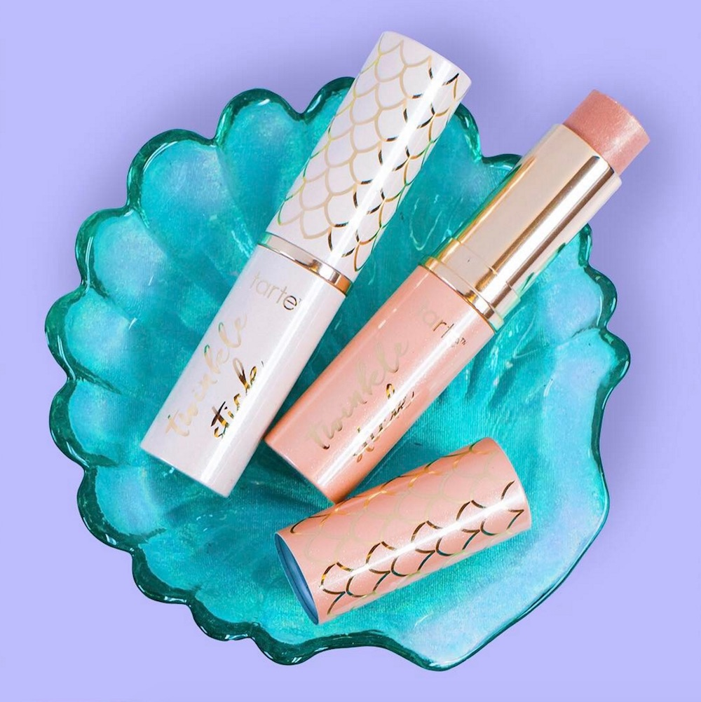 Tarte Cosmetics has answered all our highlighter prayers with the release of their new Twinkle highlighter sticks