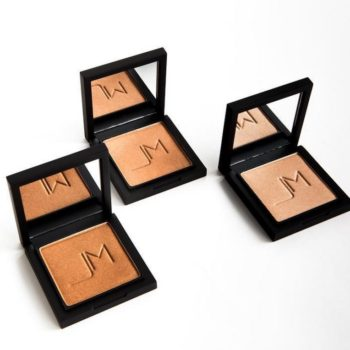 """A familiar face from the early days of """"ANTM"""" launched new diamond-infused highlighters"""