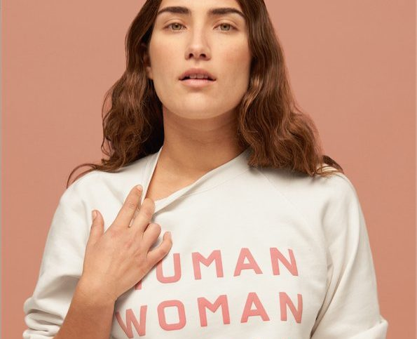 Everlane is celebrating International Women's Day with an empowering collection that supports a great cause