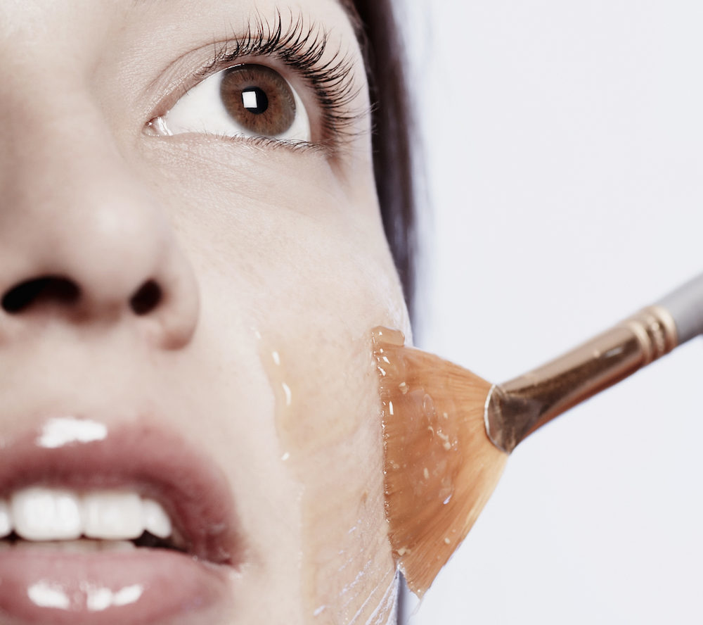 "So, um, what exactly is this ""slush"" facial we keep hearing about?"