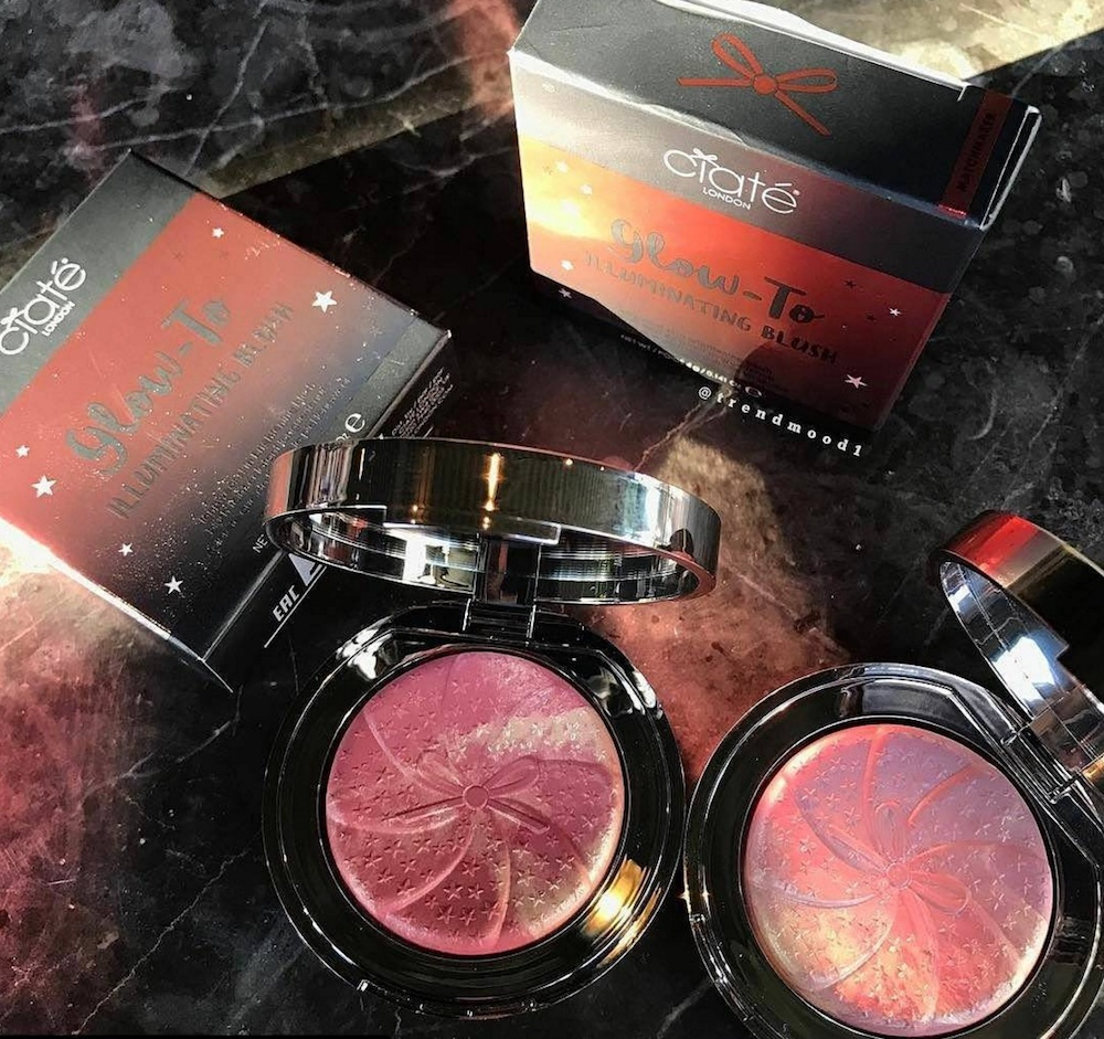 """Ciaté London's upcoming Glow-To illuminating blushes were inspired by """"falling in love,"""" and we're swooning"""