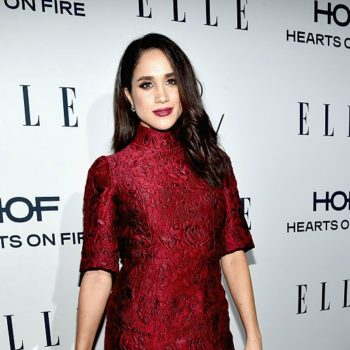 Meghan Markle is speaking out about the harsh reality Indian girls face on their periods