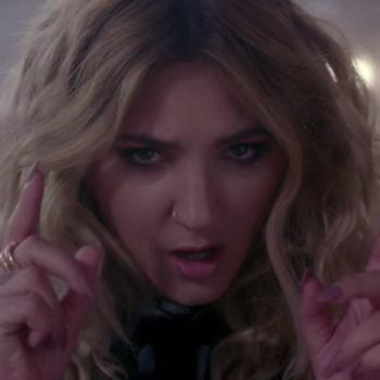"Julia Michaels' ""Issues"" video perfectly sums up how difficult being in love can be"