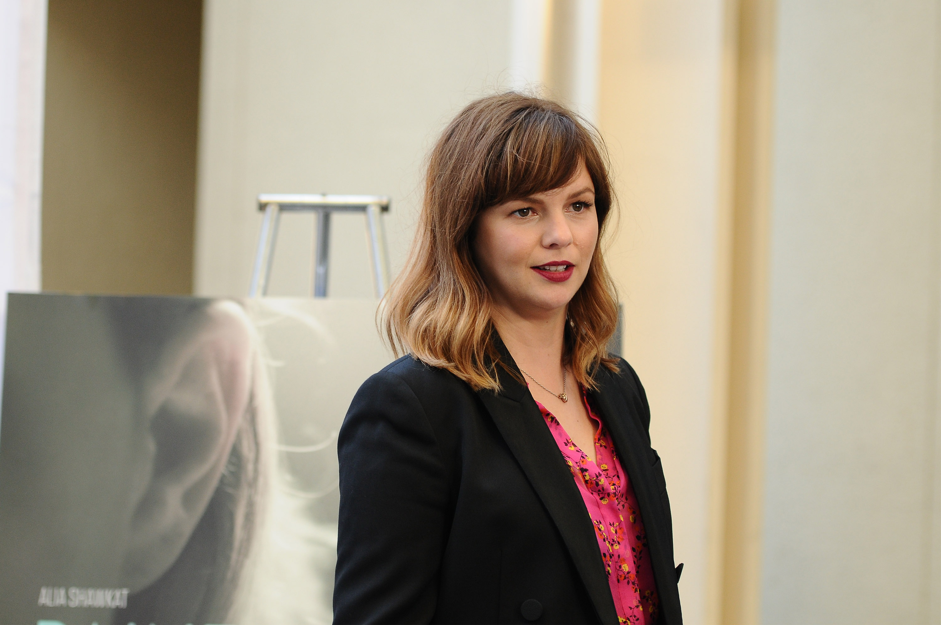 Read the moving poem Amber Tamblyn penned in honor of A Day Without A Woman