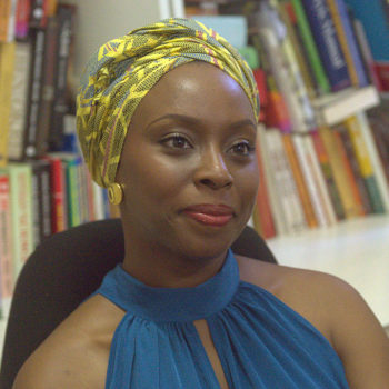 Feminist author Chimamanda Ngozi Adichie offers the simplest, but most perfect, parenting advice