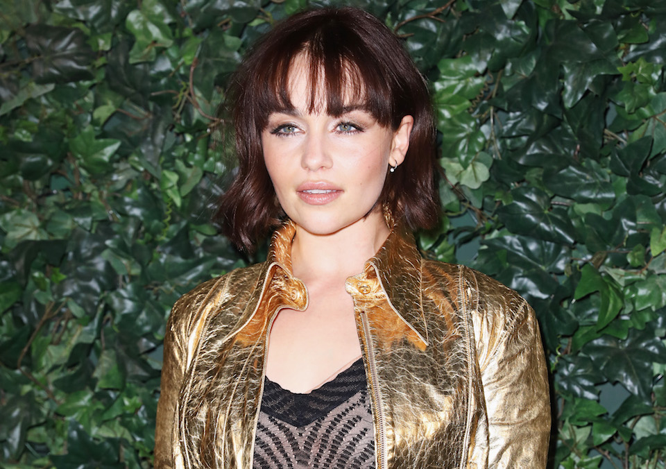 """Emilia Clarke's essay """"The New Sexy"""" is exactly what we need to read on a day celebrating women"""