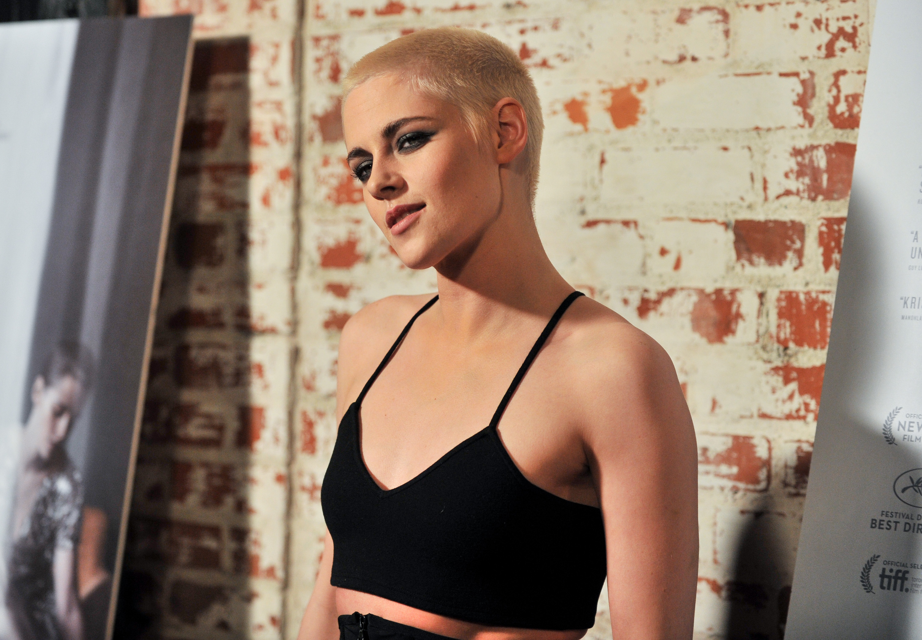 A look back at Kristen Stewart's hair journey to her badass buzz cut