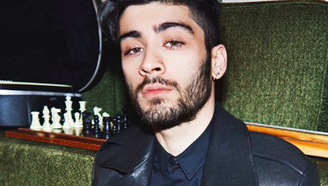 The photos Gigi Hadid took of Zayn Malik for Versus Versace are here, and they do not disappoint
